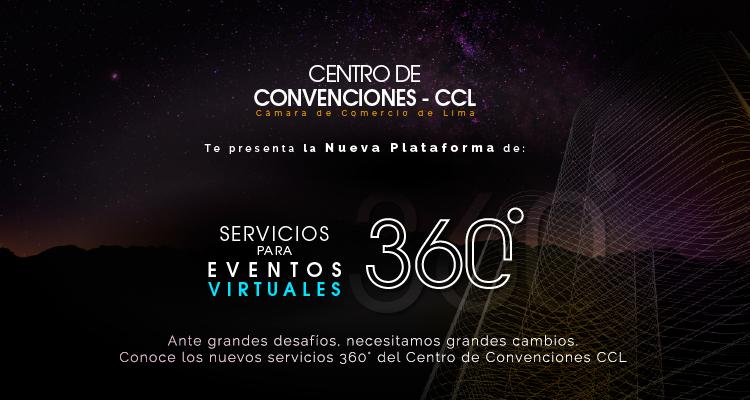 Plataforma de eventos virtuales 360