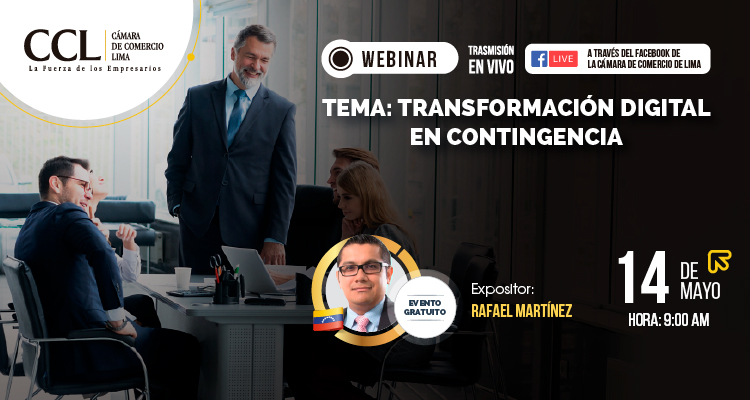 Transformación Digital en Contingencia