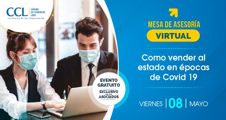 COMO VENDER AL ESTADO EN EPOCAS DE COVID 19