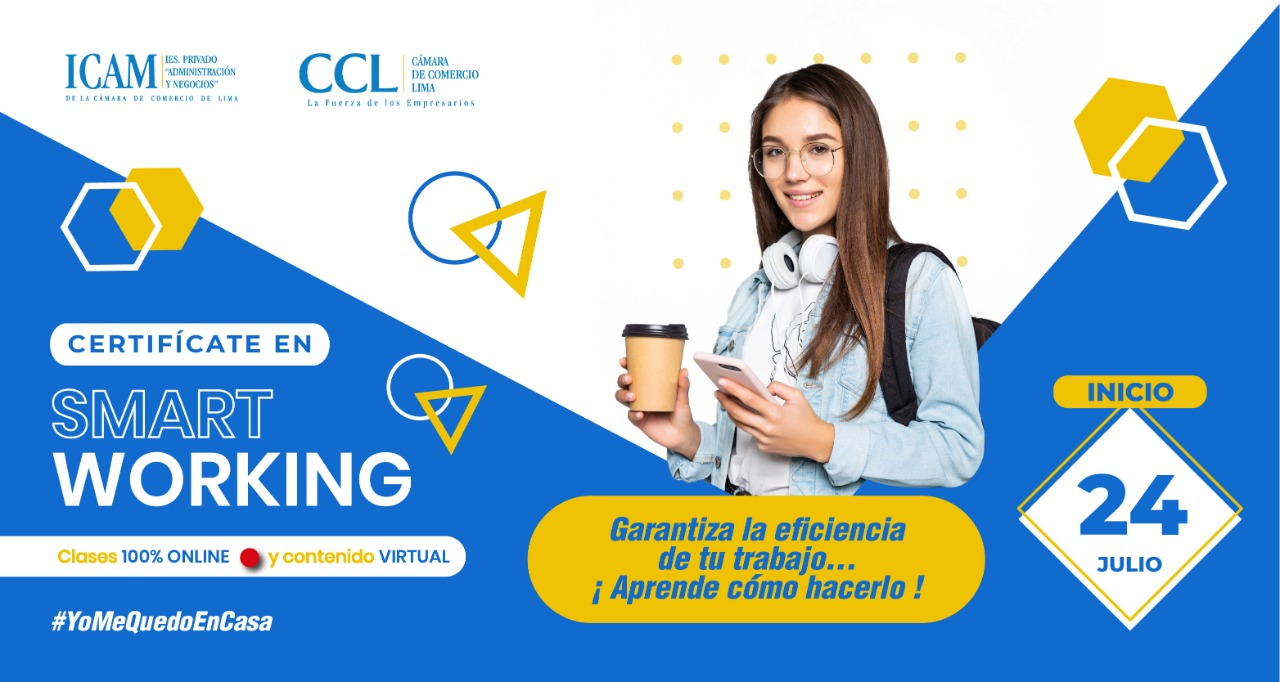 Certifícate en Smart Working