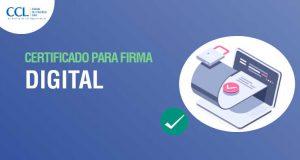 Certificados para Firma Digital