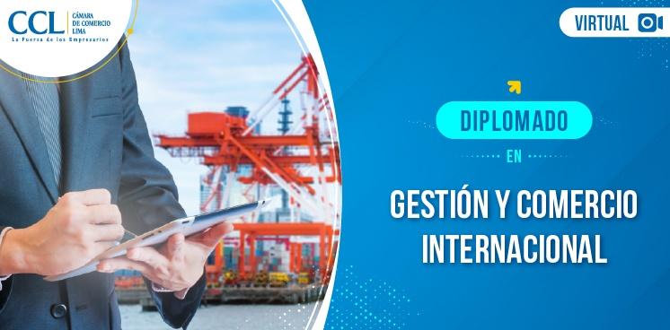 Diplomado Online en Gestión y Comercio Internacional