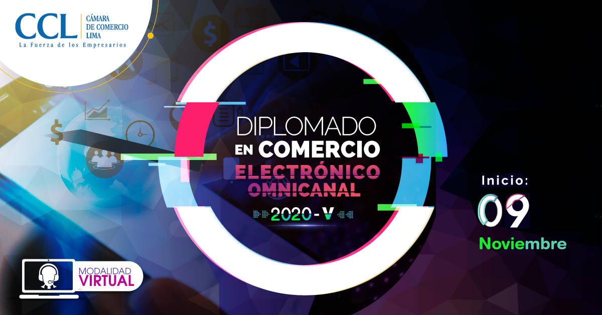 Diplomado en COMERCIO ELECTRÓNICO OMNICANAL – Modalidad Virtual