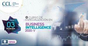 Curso de Especialización en BUSINESS INTELLIGENCE