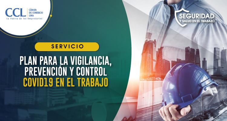 Servicio de Elaboración del Plan de Vigilancia, Prevención y Control del Covid19