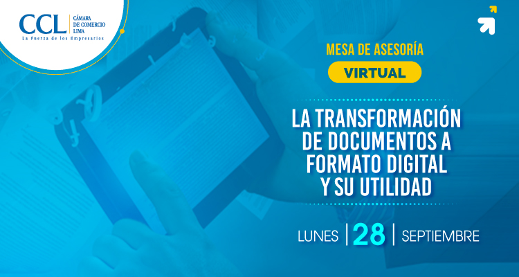 LA TRANSFORMACIÓN DE DOCUMENTOS A FORMATO DIGITAL Y SU UTILIDAD