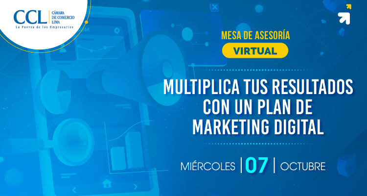 MULTIPLICA TUS RESULTADOS CON UN PLAN DE MARKETING DIGITAL