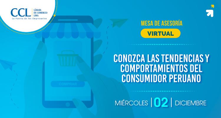 Conozca las tendencias y comportamientos del consumidor peruano