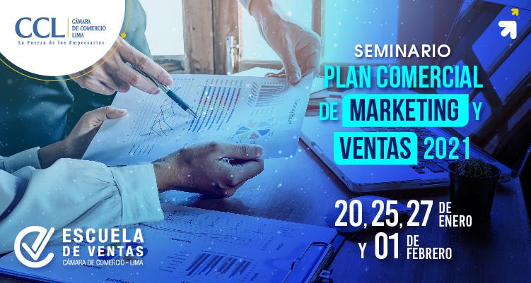 Taller Plan Comercial de Marketing y Ventas 2021
