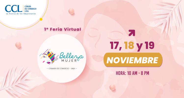 Feria Virtual Belleza Mujer 2021
