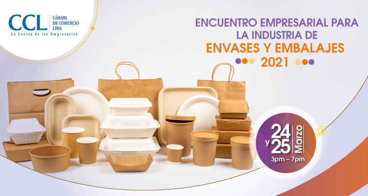 Encuentro empresarial del sector de envases y embalajes 2021