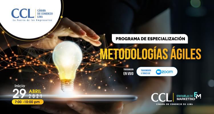 PROGRAMA DE ESPECIALIZACION EN METODOLOGIAS AGILES 2021