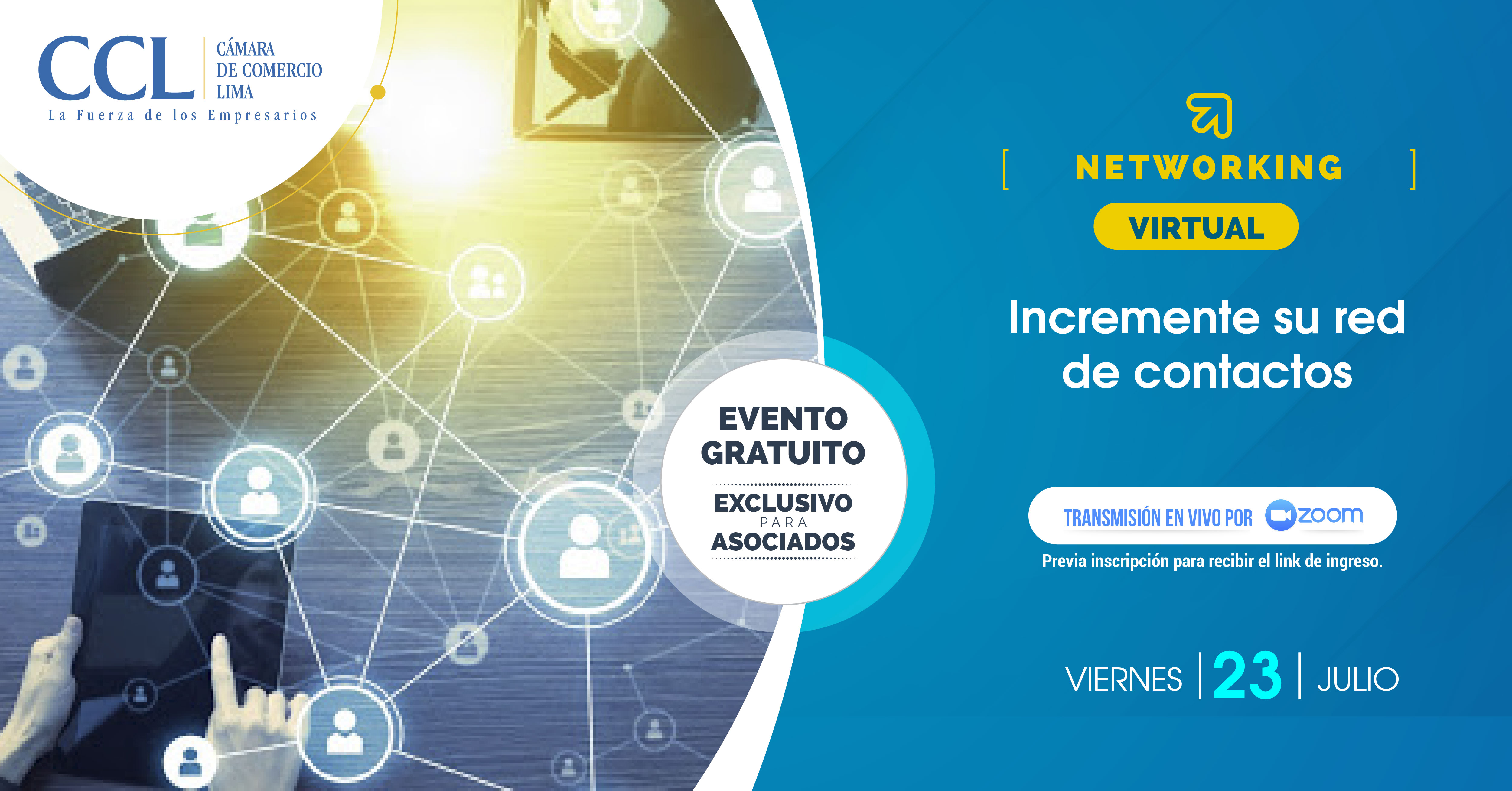NETWORKING 23.07.21