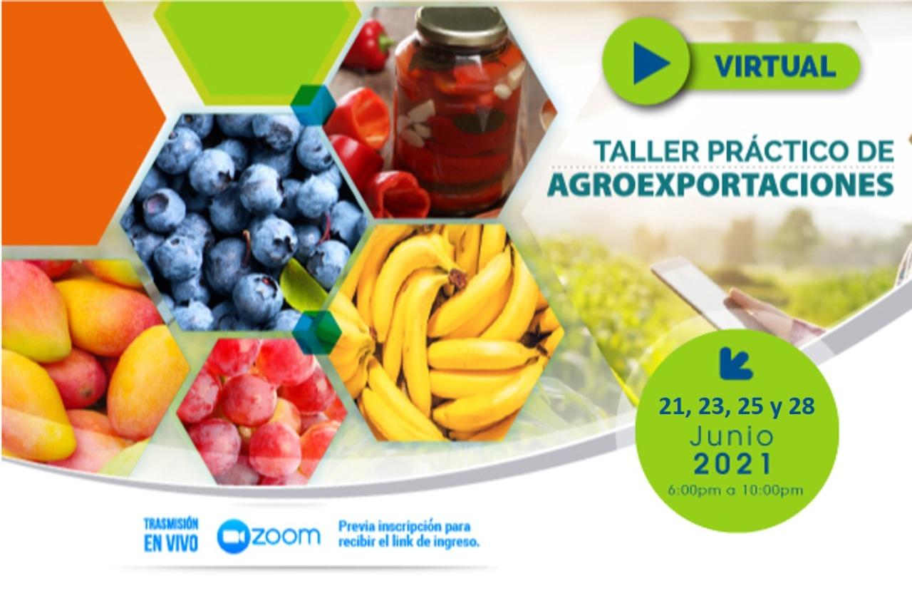 TALLER PRÁCTICO DE AGROEXPORTACIONES