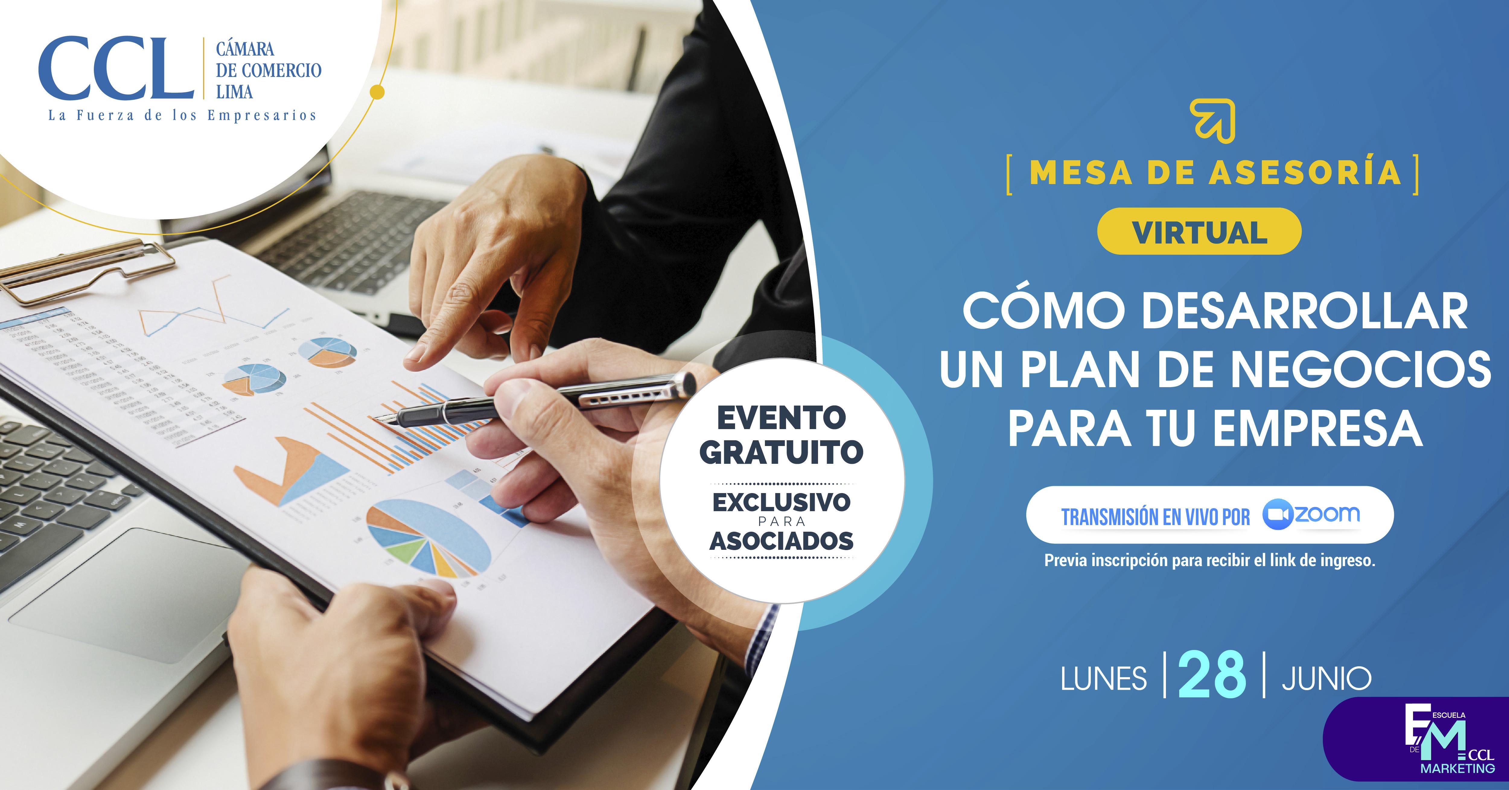 Cómo desarrollar un plan de negocios para tu empresa