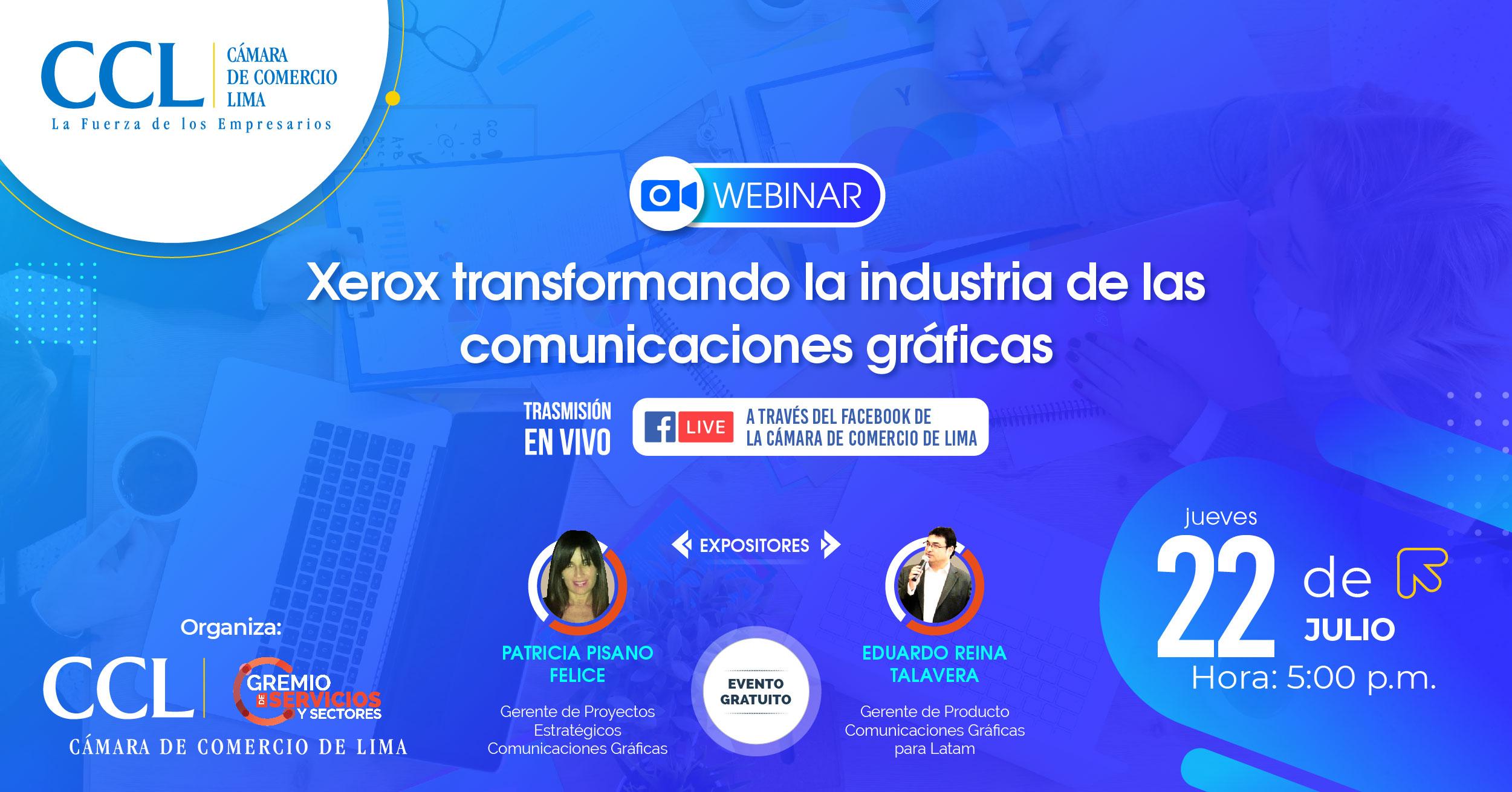 XEROX TRANSFORMANDO LA INDUSTRIA DE LAS COMUNICACIONES GRÁFICAS