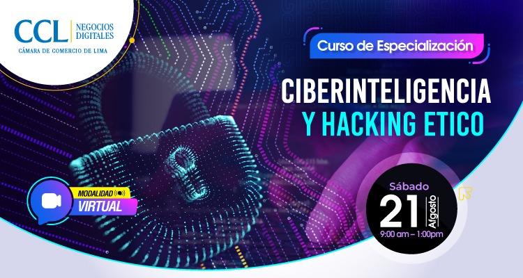 CURSO DE ESPECIALIZACION EN CIBERINTELIGENCIA Y HACKING ETICO II
